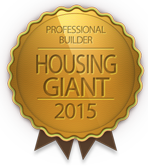 Professional Builder Housing Giant 2015