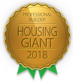 Professional Builder Housing Giant 2018